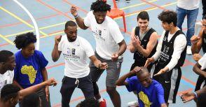 讓籃球不只是籃球-NBA非洲賽