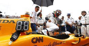 【F1】Alonso再度參加印第賽車?Brown:假新聞啦!