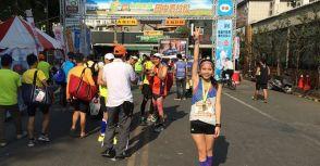 臺灣的第一場42.195-臺灣田中米倉馬拉松