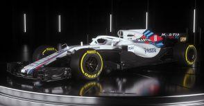 【F1】場中最資淺陣容能否創造驚奇?Williams車隊公佈年度參賽車「FW41」