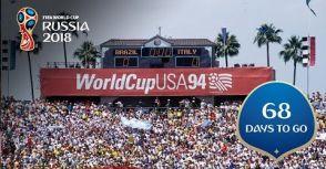 【世界盃足球賽倒數 68 天】在體育館裡踢的第一場世足賽是在哪個國家?