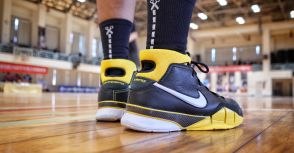 【Basketball】Nike - Zoom Kobe 1 Protro Performance Review