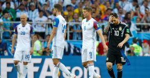 逼平阿根廷的世界盃首秀,冰島夢幻的維京人航海之路啟航