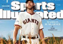 【MLB】Madison Bumgarner 獲選運動畫刊年度運動員