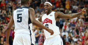 東京奧運美國男籃誰來先發? 讓專業的告訴你~