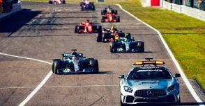 【F1】2019年規則小更動:安全車規則、新的尾翼辨識燈、Halo框架小改款