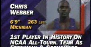 FAB FIVE—密西根五虎與他們的時代:選秀狀元