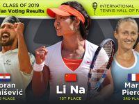 李娜獲得2019網球名人堂球迷票選榜首
