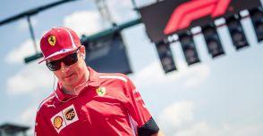 【F1】神秘的冰人——Kimi Raikkonen