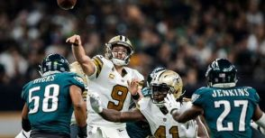 NFL-2018賽季-半決賽-賽前分析-費城老鷹vs紐奧良聖徒