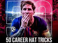 死亡賽程第二戰,Lionel Messi 帽子戲法背著球隊向前行