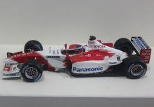 Panasonic Toyota Olivier Panis TF103