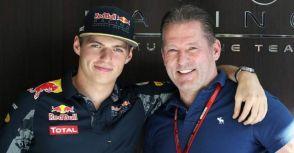 【F1/LM24】「想和父親一同出戰利曼大賽」——Verstappen的利曼夢
