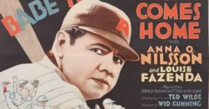 棒球電影-Babe Comes Home-且看棒球之王登上大螢幕