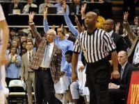 北卡大學用四角戰術向Dean Smith致敬