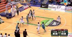 【籃球】台啤三連勝 距冠軍賽差一步