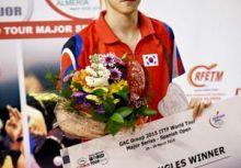 [外電] 韓國選手金東玄(Kim Donghyun) 繼德國公開賽後,在西班牙再度奪冠(U21)