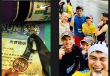 【賽事】Earth Day Run 2015