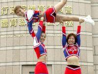 小羽教練的小鳥哲學(上)──專訪台灣啦啦隊總會會長黃羽淳
