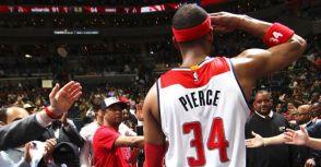 [強尼籃球醬報] Pierce倦了: 不確定是否會繼續打球