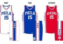 費城七六人隊新款球衣設計分析,重返榮耀的復古風格