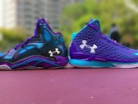 [REVIEW] UA Anatomix Spawn VS Curry One 鞋評