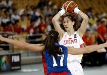 女籃武漢亞錦賽 中國點點開花