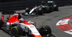 Mercedes證實將提供Manor引擎