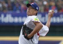 王建民聲明稿:不參加世界12強棒球錦標賽