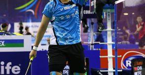 戴資穎首度擊敗奧運金牌李雪芮 攜手周天成晉級四強