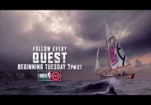 快艇三人為TNT拍攝宣傳片,CP3負責掌舵、小Jordan負責揚帆