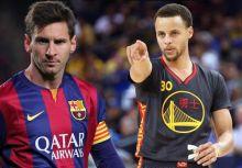 [強尼籃球醬報] Curry: 我跟Messi很像