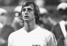 飛翔的荷蘭球聖-Johan Cruyff