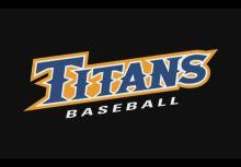 加州州立Fullerton大學棒球隊的廣告: Be a Titan!