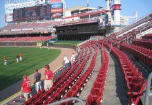 Cincinnati Reds 現場體驗