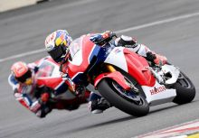 【MotoGP】Marquez跟Pedrosa在紅牛賽道騎乘RC213V-S宣傳