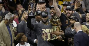 2016 NBA Finals G7:LBJ當今第一,無庸置疑