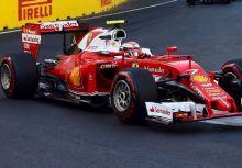 【F1】Kimi:讓Vettel超越對Ferrari比較好