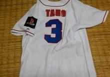 華人棒球史上首位參加全美青棒明星賽的球員唐肇廷