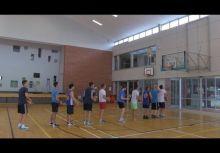 【有趣影片】十人接力投籃,原來籃球也能這麼玩!!!