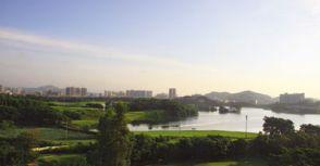 中國大陸的高爾夫正要開始