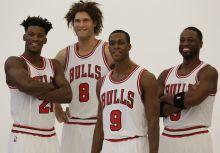 [NBA]2016-17夢幻籃球前瞻—芝加哥公牛隊—重整旗鼓的狂牛部隊