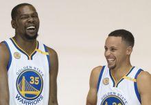 NBA版分手擂台,KD:我已經往前進