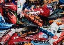 NFL開放特製球鞋 同心鞋力做公益