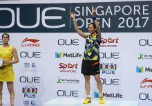 【新加坡超級賽】反拍威能 戴資穎完成跨季五連冠壯舉!