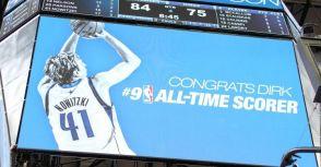 NBA史上最會得分的外籍球員 – Dirk Nowitzki