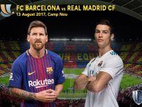【賽前報導】西班牙超級盃:巴塞隆納vs皇家馬德里