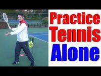 一個人的網球課