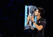 2014 ATP年終八強賽落幕:Djokovic單打三連霸,Bryan兄弟雙打掄元