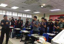 C級教練講習》專項訓練學習 提升自我能力